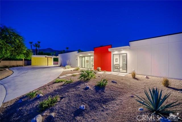3140 Marigold Circle, Palm Springs CA 92264
