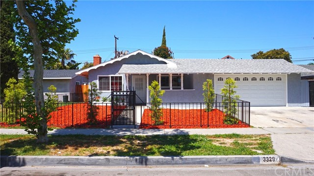 Single Family Home for Sale at 3329 Charlaine Street W Santa Ana, California 92704 United States