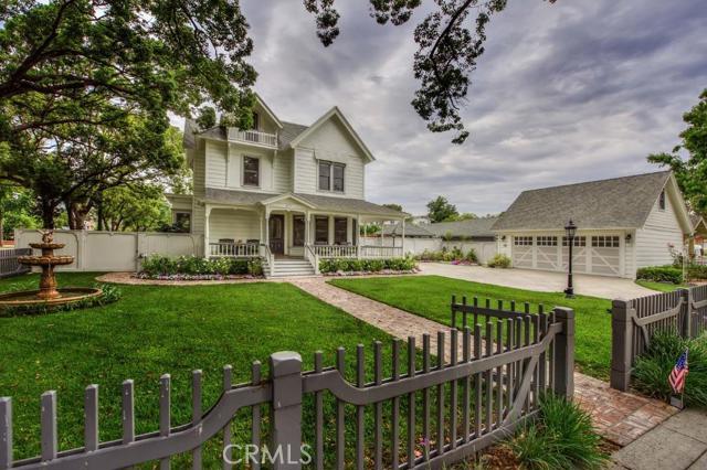 Single Family Home for Rent at 205 East Palmyra St 205 Palmyra Orange, California 92866 United States