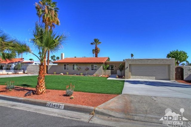 71492 Estellita Drive Rancho Mirage, CA 92270 is listed for sale as MLS Listing 215019006DA