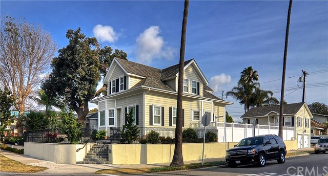 702 11th Street Huntington Beach, CA 92648 is listed for sale as MLS Listing OC16010530