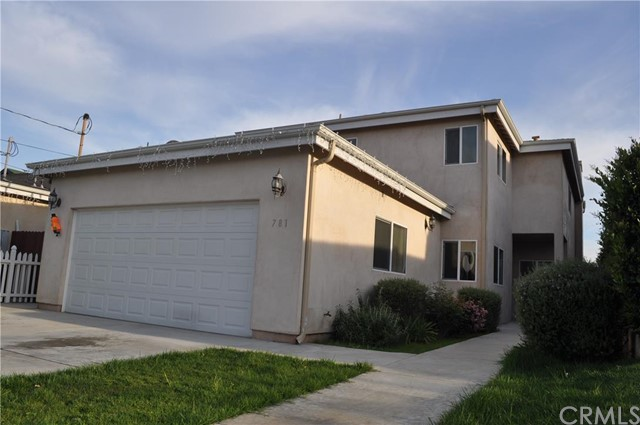 Single Family Home for Rent at 781 Elberon Avenue W San Pedro, California 90731 United States