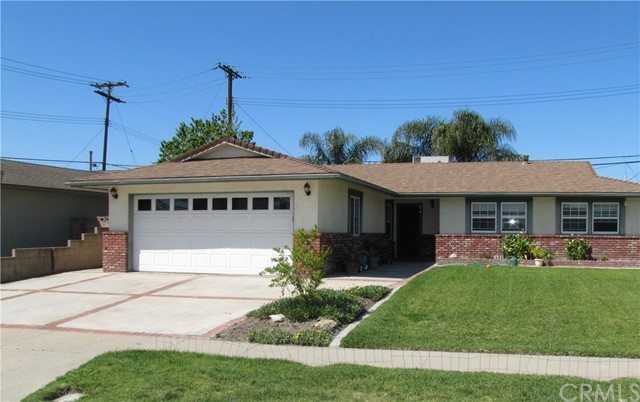 Single Family Home for Sale at 12121 Wild Goose Street Garden Grove, California 92845 United States
