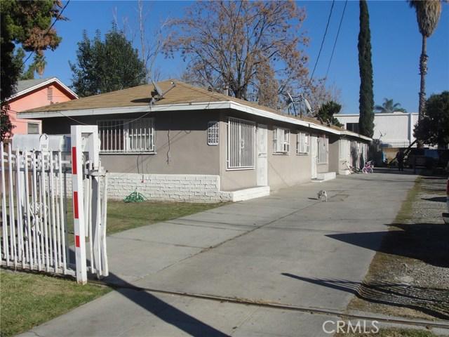 Single Family for Sale at 1503 Belle Street San Bernardino, California 92404 United States