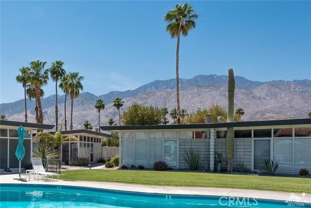 2244 Tahquitz Canyon Way Unit 11 Palm Springs, CA 92262 - MLS #: 218012910DA