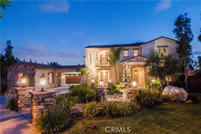 Single Family Home for Sale at 10253 Capri Place Alta Loma, California 91737 United States