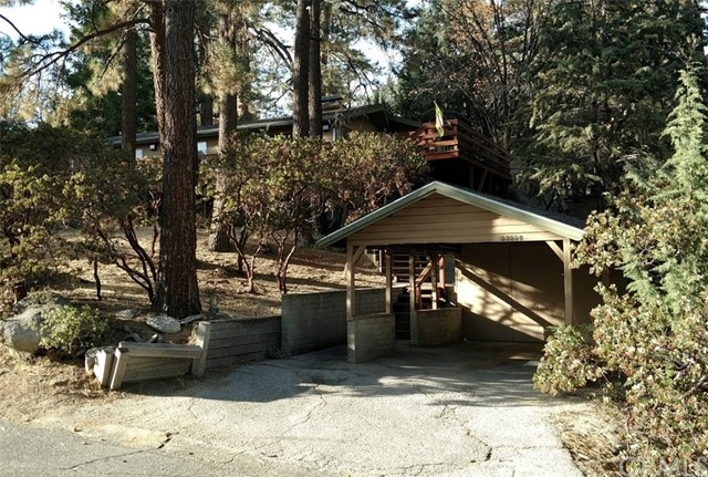 Single Family Home for Sale at 53550 West Ridge Road 53550 West Ridge Road Idyllwild, California 92549 United States