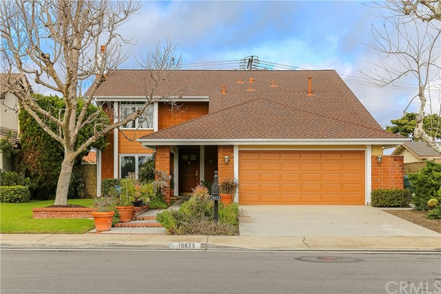 Single Family Home for Sale at 10623 Angel Avenue Fountain Valley, California 92708 United States