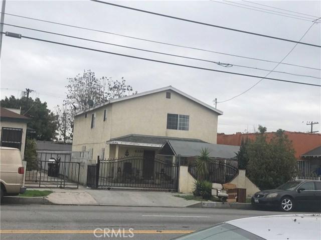 6330 Hoover, Los Angeles, CA, 90044