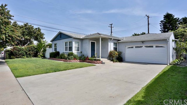Single Family Home for Sale at 15302 Pacific Street Midway City, California 92655 United States