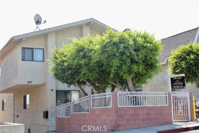 940 Hillcrest Street  El Segundo CA 90245