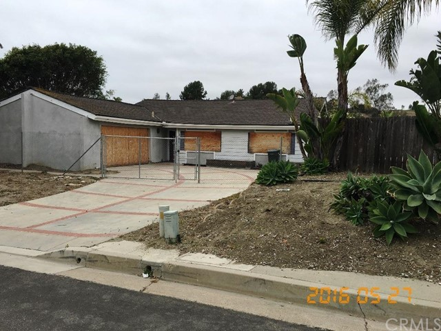 MLS OC16117309 San Clemente Single Family Residence for sale