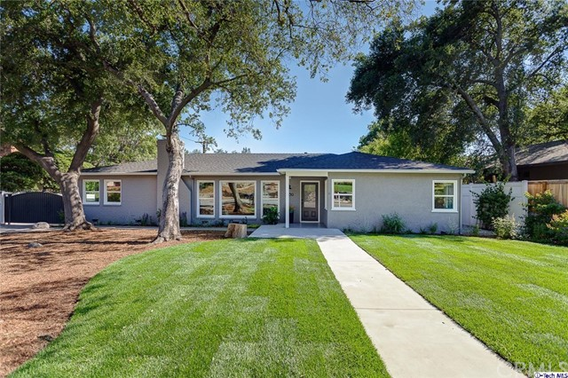 Single Family Home for Sale at 2450 Glen Canyon Road Altadena, California 91001 United States