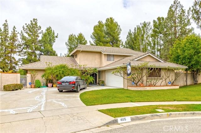 405 Camaritas Drive Diamond Bar, CA 91765 - MLS #: PW18143100