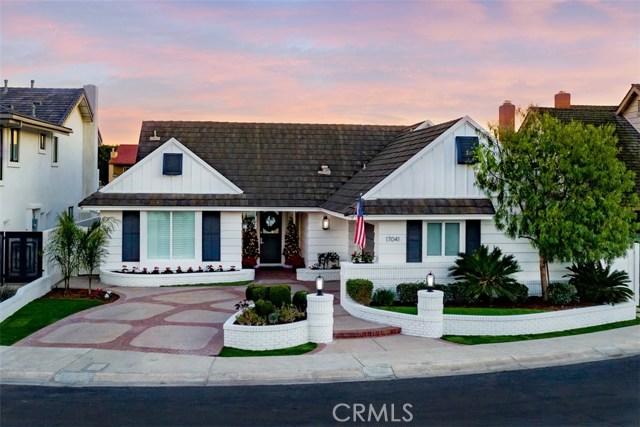 17041  Marinabay Drive, Huntington Beach, California