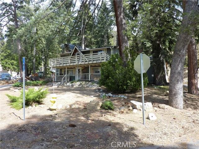 Single Family Home for Sale at 37667 Live Oak Street Angelus Oaks, California 92305 United States
