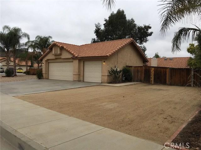 2158 Lassen Drive San Jacinto, CA 92583 - MLS #: IG18220226