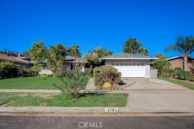 4701 Jeanean Lane, Yorba Linda, California