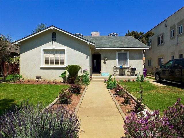 Single Family for Sale at 2905 Vista Street E Long Beach, California 90803 United States
