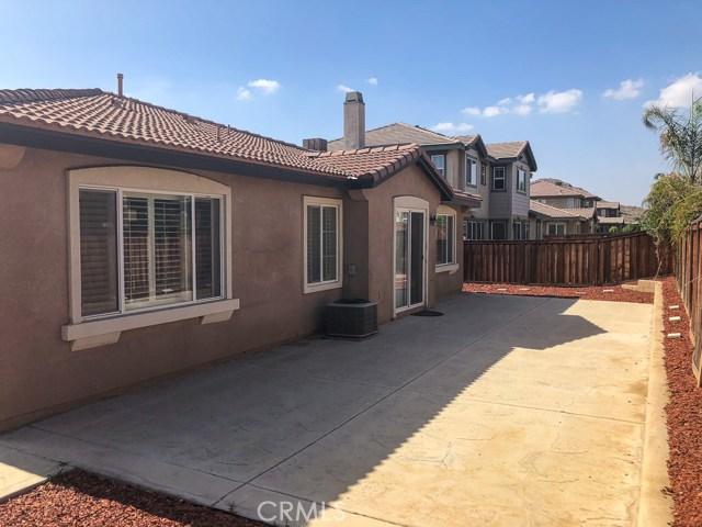 246 Appaloosa Drive Hemet, CA 92545 - MLS #: EV18074824