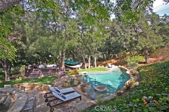 Single Family Home for Sale at 28614 Modjeska Canyon Road Silverado, California 92676 United States