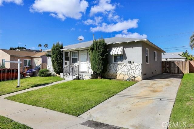 11139 S Denker Avenue Los Angeles, CA 90047 - MLS #: PW18066515