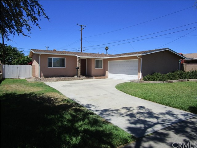 Single Family Home for Rent at 7295 Thunderbird Lane Stanton, California 90680 United States