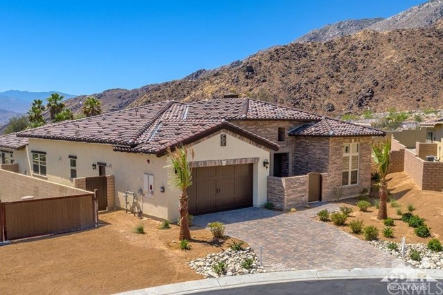 Single Family Home for Sale at 2201 Tuscany Heights Drive 2201 Tuscany Heights Drive Palm Springs, California 92262 United States
