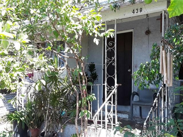 438 Sloat Street Los Angeles, CA 90063 - MLS #: MB18188746