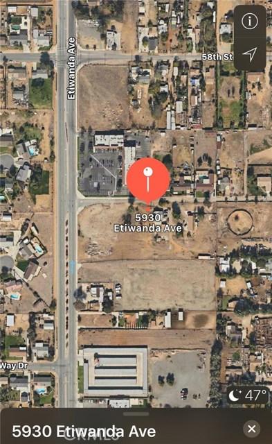 Single Family for Sale at 5930 Etiwanda Avenue Mira Loma, California 91752 United States
