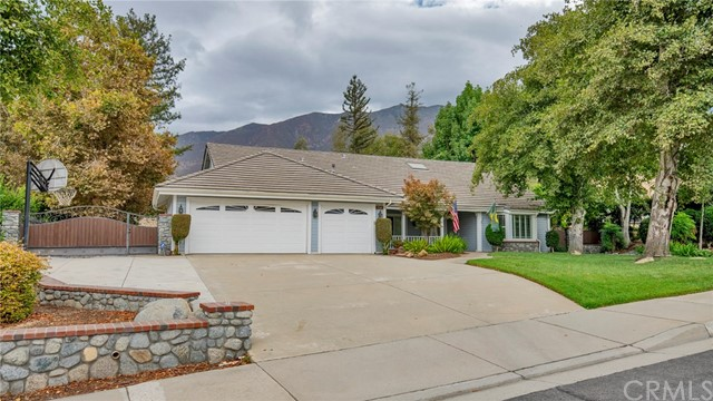5346 Evening Canyon Way , CA 91737 is listed for sale as MLS Listing CV18243623