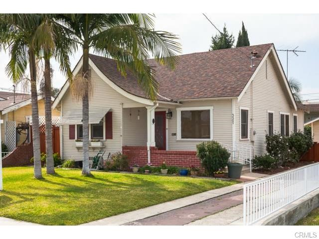 Single Family Home for Sale at 321 South Madrona St 321 Madrona Brea, California 92821 United States