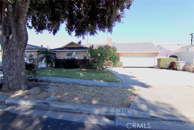 Photo of 503 S Starboard Street, Santa Ana, CA 92704