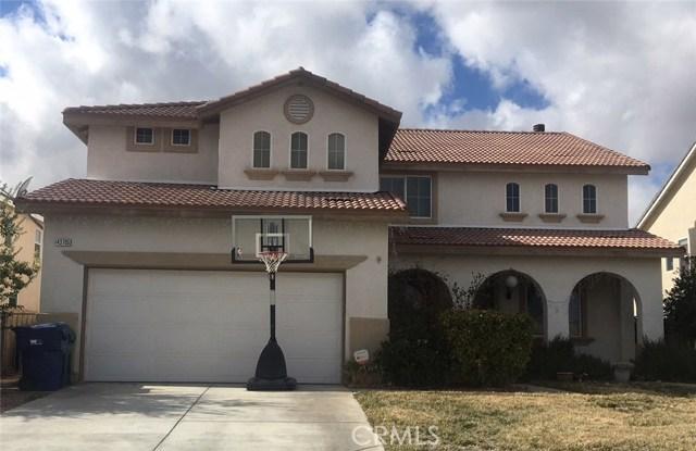 43705 W 46th Street Lancaster, CA 93536 - MLS #: OC18036426