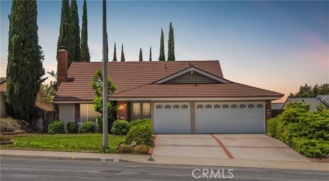 1259  Oakburn Drive, Walnut, California