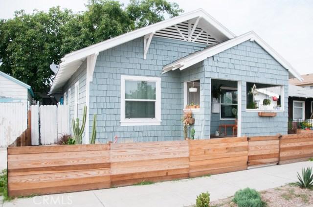 211 Eagle Street, Long Beach, CA, 90806