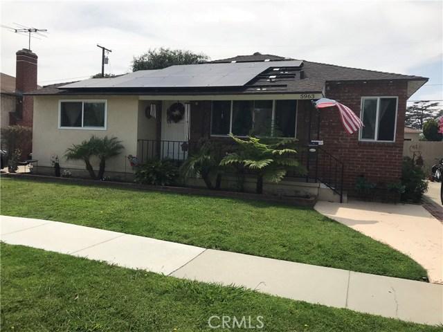 5963 Oliva Avenue Lakewood, CA 90712 - MLS #: SB18128022