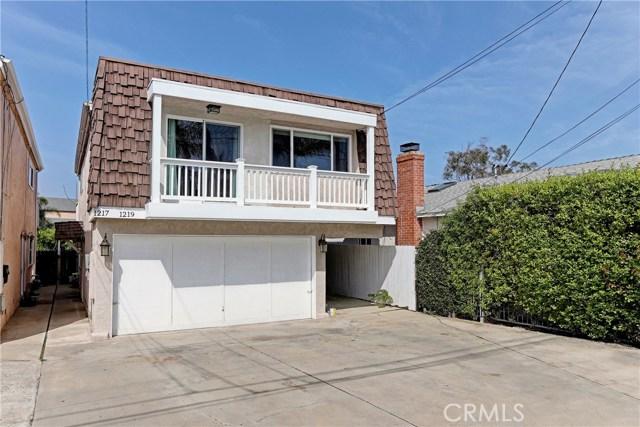 Photo of 1217 24th Street, Hermosa Beach, CA 90254