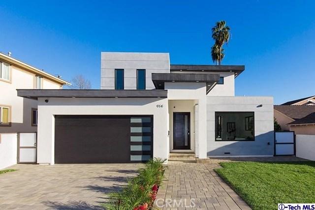 Casa Unifamiliar por un Venta en 914 E Valencia Avenue Burbank, California 91501 Estados Unidos