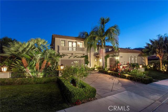 Single Family Home for Sale at 31 Vista Tramonto Newport Coast, California 92657 United States