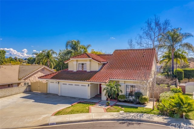 17430 Abbey Lane, Yorba Linda, California