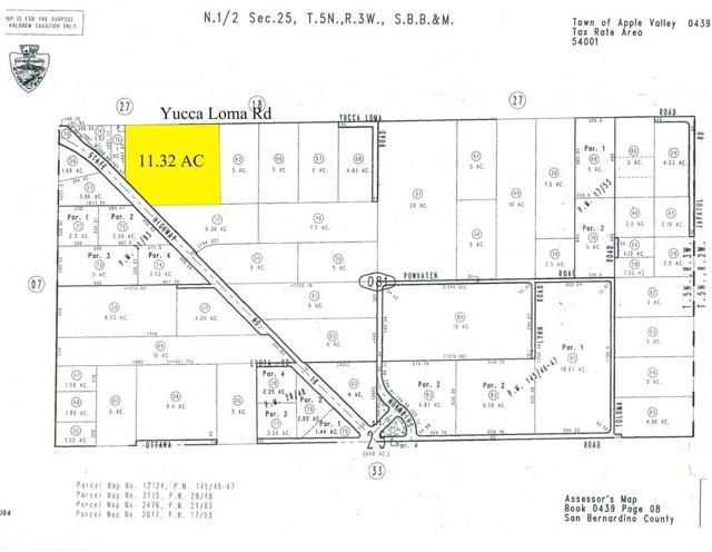 0 Hwy18, Apple Valley, CA, 92307
