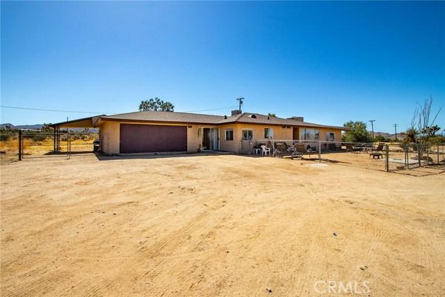 59163 Desert Gold Drive Yucca Valley CA 92284