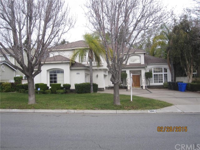 14142 Frost Drive Rancho Cucamonga, CA 91739 is listed for sale as MLS Listing CV16135345