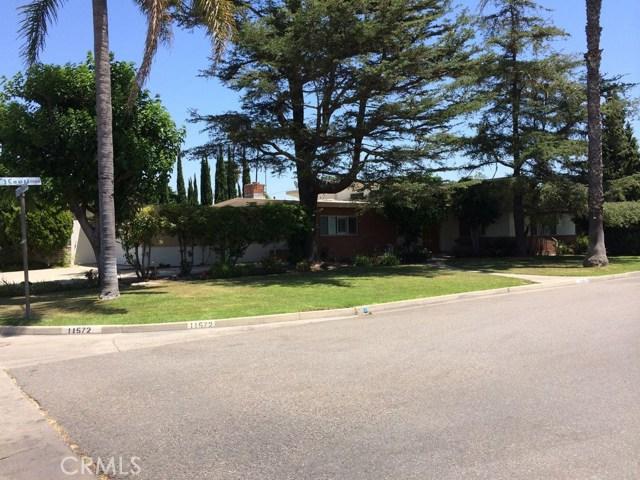 Single Family Home for Rent at 11572 Capri Drive Garden Grove, California 92841 United States