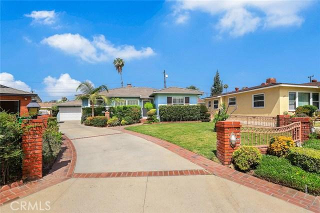 1523 Cambury Avenue, Arcadia, CA, 91007