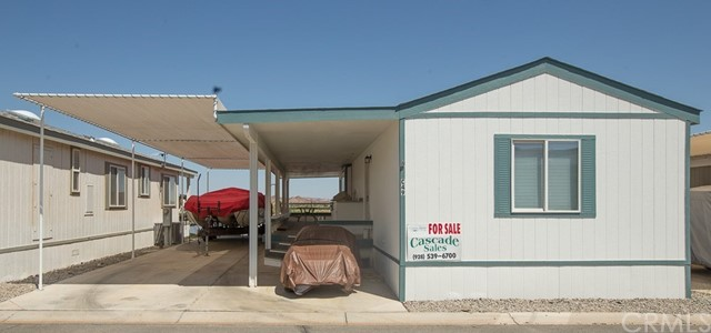 Manufactured / Mobile Housing for Sale at 10300 Imperial Dam Road Yuma, Arizona 85365 United States