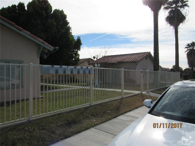 Single Family for Rent at 120 Palm Drive Blythe, California 92225 United States
