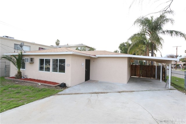 Single Family Home for Sale at 4396 Sepulveda Avenue San Bernardino, California 92404 United States