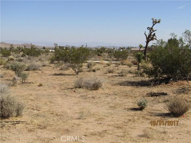 0 Aberdeen Yucca Valley, CA 0 - MLS #: JT17248224